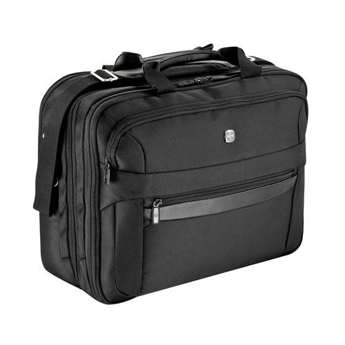 "Wenger Business Basic RV-Businesstasche 17"" (schwarz) (Art.-Nr. CA753981)"