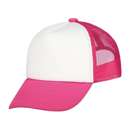 Original Kinder Trucker Cap (PMS213C / white) (Art.-Nr. CA060738)