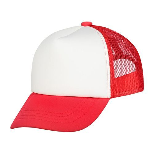 Original Kinder Trucker Cap (PMS185C / white) (Art.-Nr. CA172593)