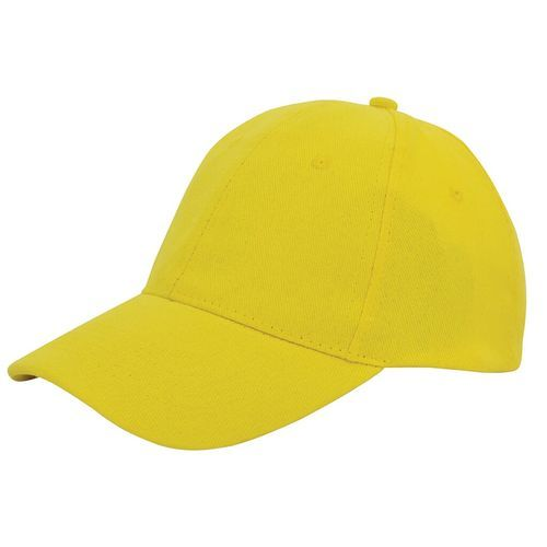Brushed Twill Cap (PMS 101c) (Art.-Nr. CA235024)