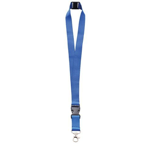 Lanyard 2cm mit safety break (PMS 286c) (Art.-Nr. CA248823)