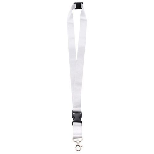 Lanyard 2cm mit safety break (white) (Art.-Nr. CA266164)