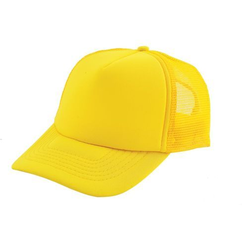 Original Trucker Cap (PMS Yellow C) (Art.-Nr. CA498622)