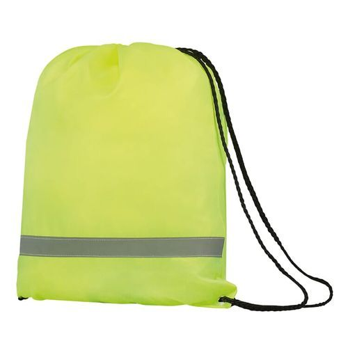Reflektierende Promotasche (Yellow / Cool Gray 8c) (Art.-Nr. CA693678)
