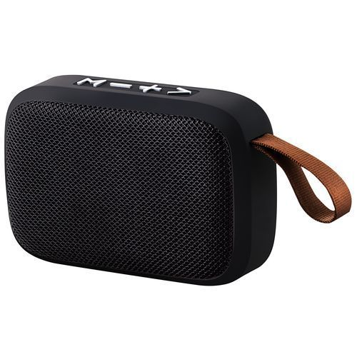 Sign Bluetooth-Speaker mit Radio und SD-Kartenslot (schwarz) (Art.-Nr. CA360494)