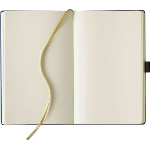 Ivory Line Notizbuch (Art.-Nr. CA039327) - Notizbuch Blanco, Format 130 x 210 mm,...