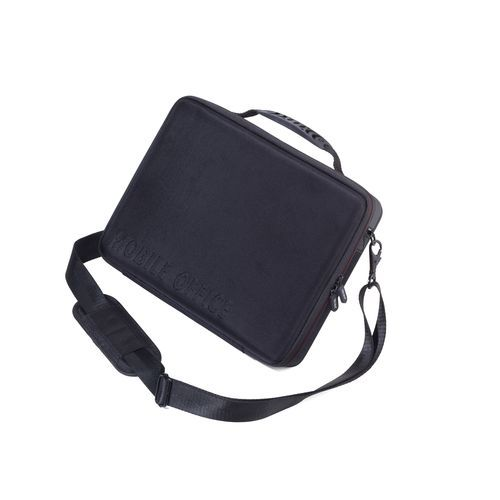 TROIKA Laptoptasche MOBILE OFFICE (rot / schwarz) (Art.-Nr. CA107175)