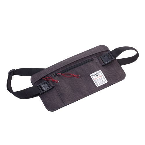 TROIKA Gürteltasche BUSINESS BELT BAG (anthrazit / schwarz) (Art.-Nr. CA927398)