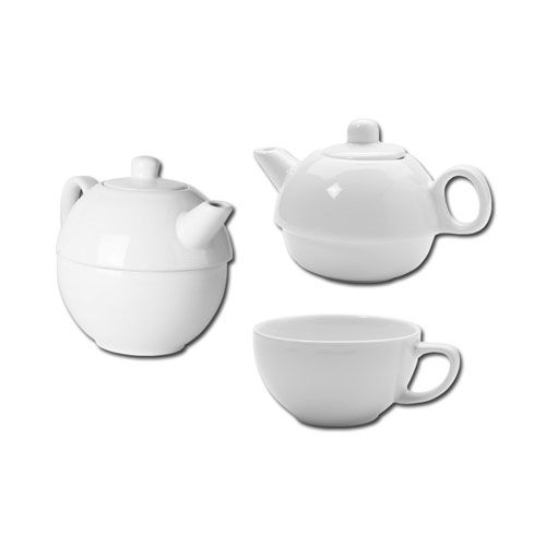 TEASET 2 in 1.Teeset 2 in 1 (weiß) (Art.-Nr. CA031197)