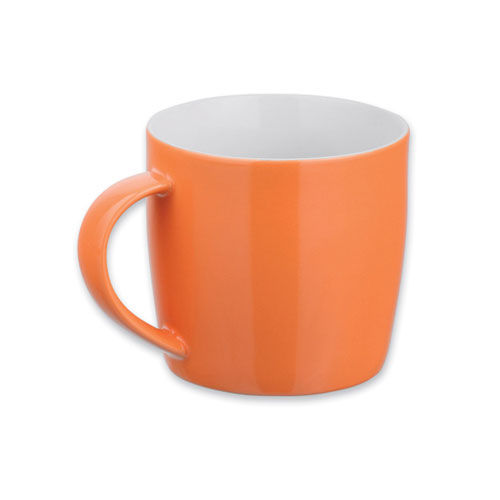 DURAN.Keramiktasse, 370 ml (orange) (Art.-Nr. CA050621)