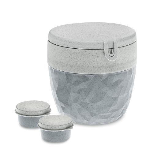 Club Bentobox (organic concrete grey) (Art.-Nr. CA002512)