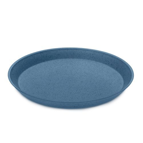 koziol CONNECT PLATE 205mm (organic deep blue) (Art.-Nr. CA106768)
