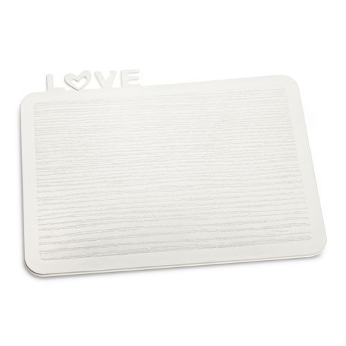 Koziol HAPPY BOARD LOVE (cotton white) (Art.-Nr. CA403459)