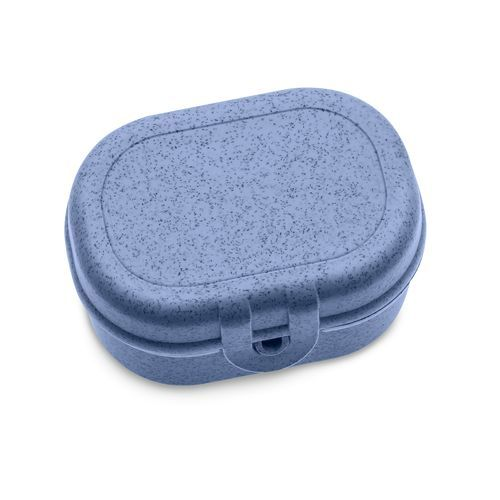 Pascal Mini Lunchbox (organic blue) (Art.-Nr. CA796961)