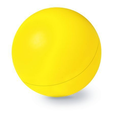 Anti-Stress-Ball 'DESCANSO' (gelb) (Art.-Nr. CA094179)