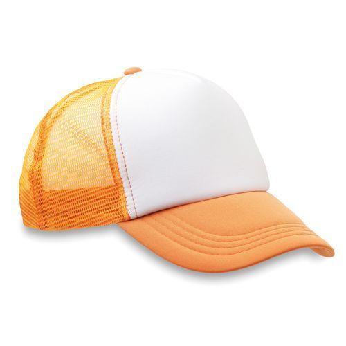 Truckers Cap 'TRUCKER CAP' (neon orange) (Art.-Nr. CA864749)