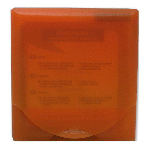 VitaBox 'Traveller' (orange transparent gefrostet) (Art.-Nr. CA779328)