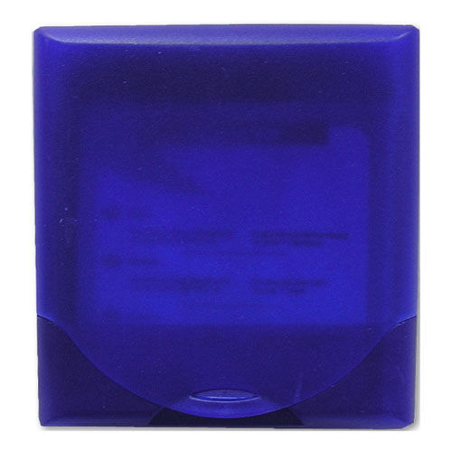 VitaBox 'Traveller' (blau transparent gefrostet) (Art.-Nr. CA851109)