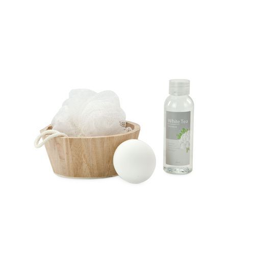 Wellness-Geschenkset: White in Balance (Art.-Nr. CA371695)