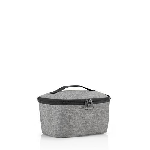 reisenthel coolerbag S pocket (twist silver) (Art.-Nr. CA130338)