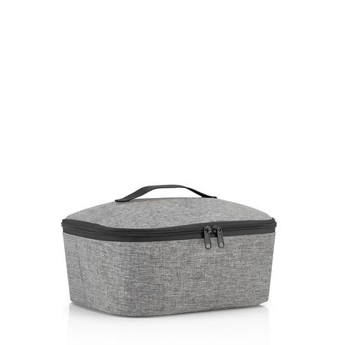reisenthel coolerbag M pocket (twist silver) (Art.-Nr. CA157426)