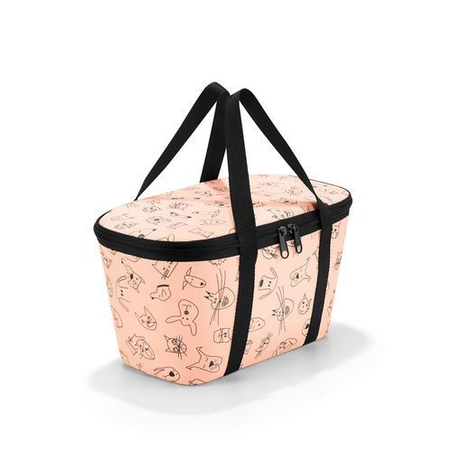 Reisenthel coolerbag XS (cats and dogs rose) (Art.-Nr. CA763756)