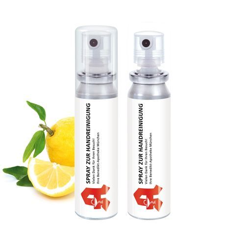 Handreinigungs-Spray, 20 ml, Body Label (Art.-Nr. CA070268)