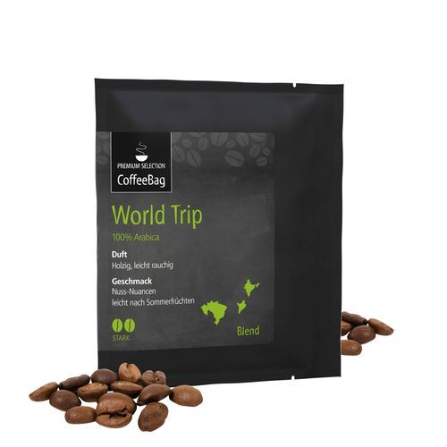 CoffeeBag - World Trip (Stark) - Premium Selection (Art.-Nr. CA184200)