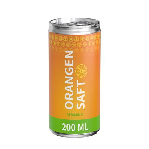Bio Orangensaft, 200 ml, Smart Label (Pfandfrei) (Art.-Nr. CA512555)