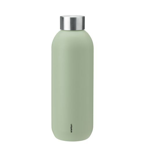 Keep Cool Thermosflasche, 0, 6 l. (seagrass / steel) (Art.-Nr. CA171985)