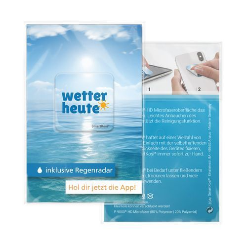 Display-Cleaner SmartKosi® 2, 8x2, 8 cm, All-Inclusive-Paket (individuell) (Art.-Nr. CA188383)