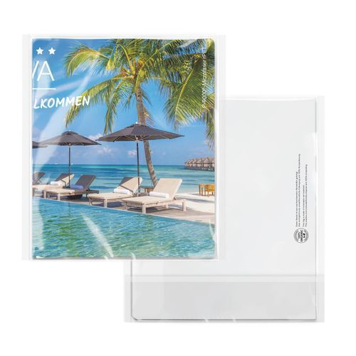 POLYCLEANrPET Displaytuch 30x20 cm imCellulosebeutel, All-Inclusive-Paket (individuell) (Art.-Nr. CA457117)