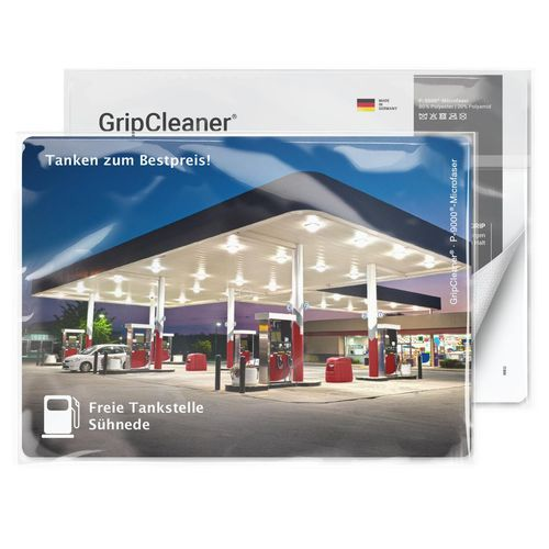 GripCleaner® 4in1 Mousepad 21x15 cm, All-Inklusive-Paket (individuell) (Art.-Nr. CA979576)