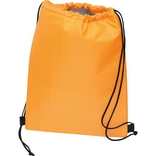 2in1 Kühltasche/Sportbeutel Oria (orange) (Art.-Nr. CA024327)