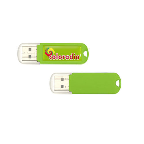 USB Stick Spectra 3.0 64 GB (grün) (Art.-Nr. CA107745)