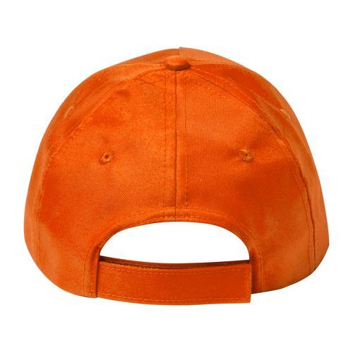 Baseball Kappe (orange) (Art.-Nr. CA062743)