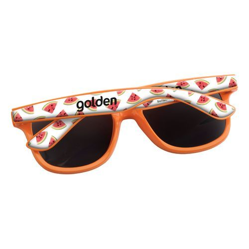 Sonnenbrille Dolox (orange) (Art.-Nr. CA135262)