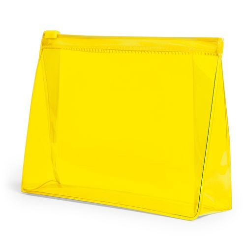 Kosmetik Tasche IRIAM (yellow) (Art.-Nr. CA034148)