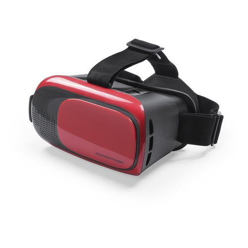 Virtual-Reality Brille (Art.-Nr. CA037232) - Verstellbare Linsen. 3,5 Mm Klinkeneing...