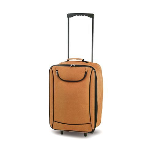 Faltbarer Trolley Soch (orange) (Art.-Nr. CA139154)