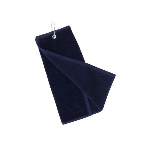 Golf Handtuch (navy blau) (Art.-Nr. CA217966)