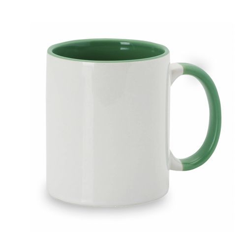 Sublimations Tasse HARNET (green) (Art.-Nr. CA229723)
