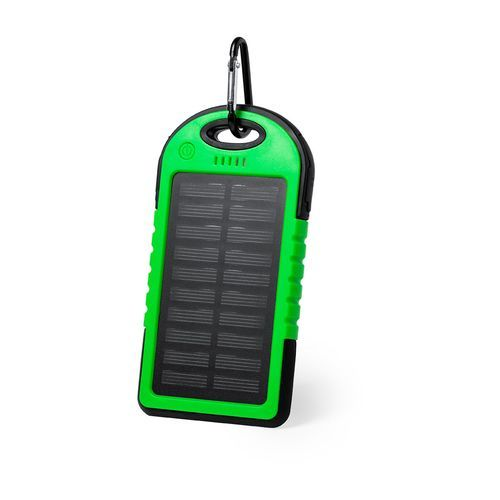 Power Bank Lenard (grün) (Art.-Nr. CA620629)