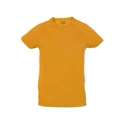 Kinder T-Shirt Tecnic Plus (orange) (Art.-Nr. CA657191)