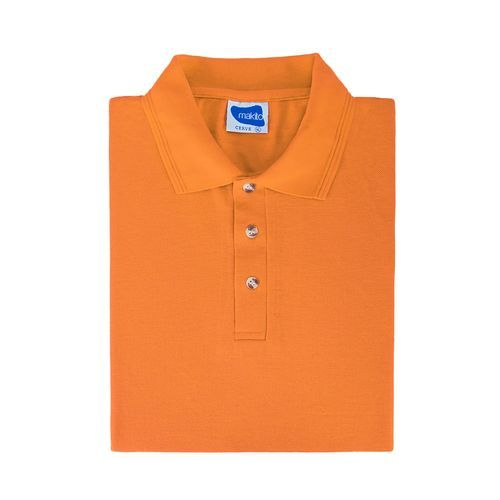 Polo-Shirt (orange) (Art.-Nr. CA750987)