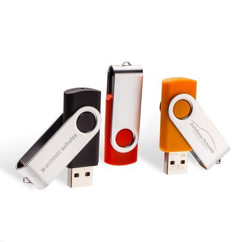 USB Stick Expert 16 GB (grün) (Art.-Nr. CA667473)