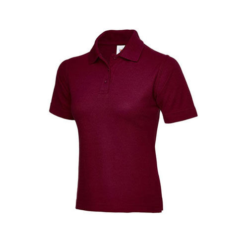Ladies Poloshirt [M] (Maroon) (Art.-Nr. CA013223)