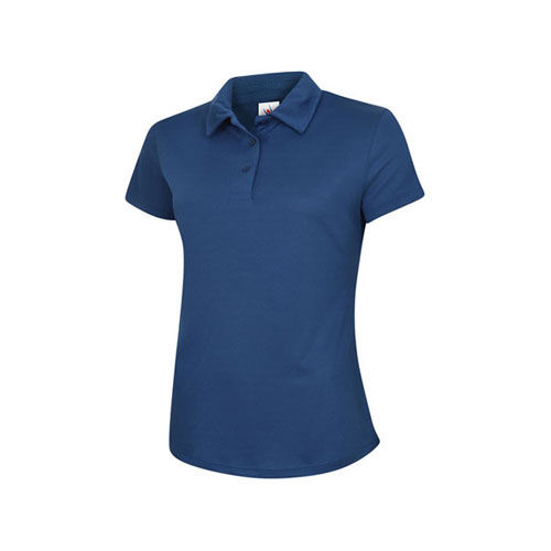 Ladies Ultra Cool Poloshirt [S] (royal) (Art.-Nr. CA017171)