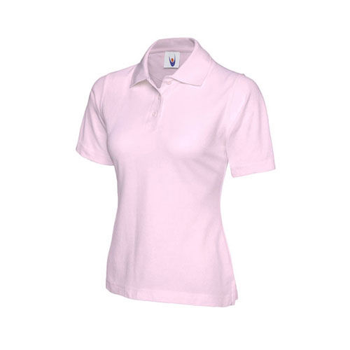 Ladies Poloshirt [2XL] (pink) (Art.-Nr. CA021064)