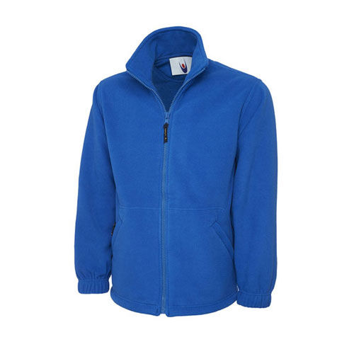 Classic Full Zip Micro Fleece Jacket [4XL] (royal) (Art.-Nr. CA166519)